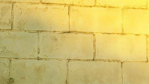 Лимонная стена