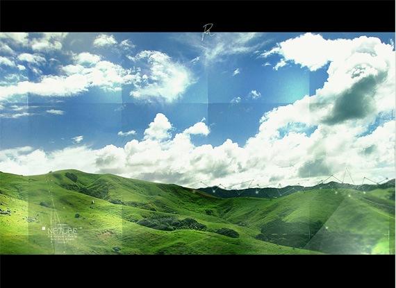 Природный ландшафт