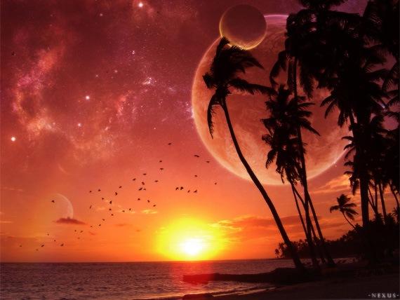 Нексус – Летний тропический закат