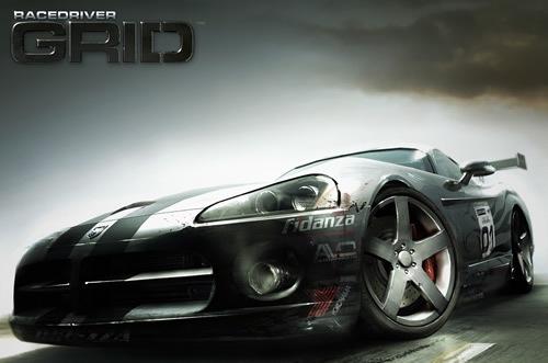 Гоночная игра Race Driver