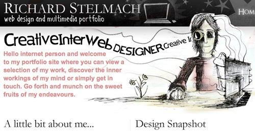 иллюстрированный дизайн