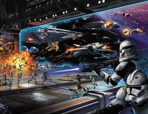 Обои к игре Звездные войны