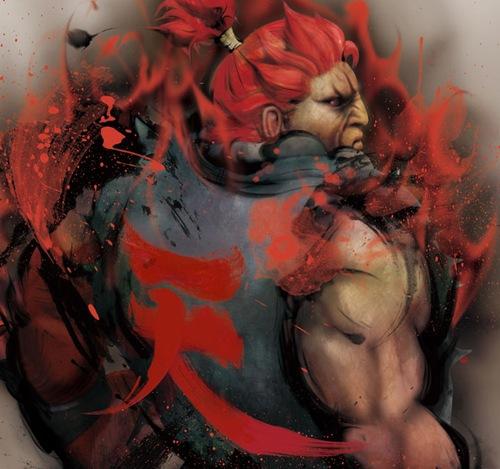 Обои к игре Уличный боец 4 (Street Fighter IV)