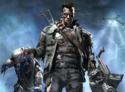 Игра Terminator 3: The Redemption