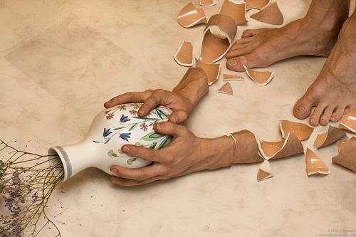 руки-ваза
