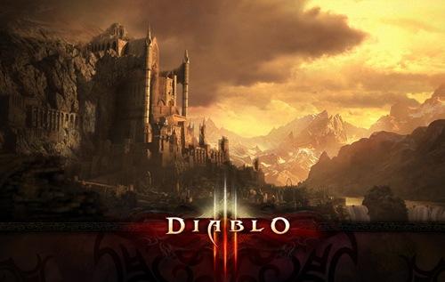 Знаменитая игра Диабло 3