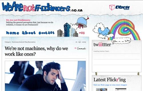 эскизы на хедере сайта