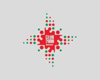 абстрактный дизайн лого
