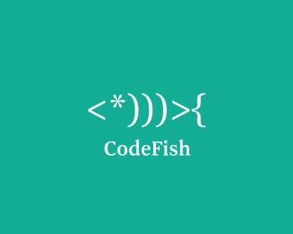 логотип рыба