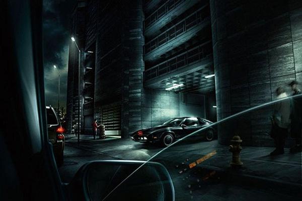 хдр фото из автомобиля