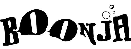 Искривленный шрифт