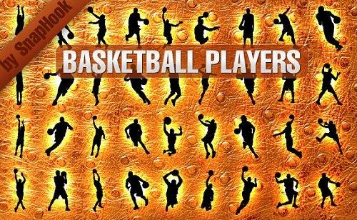 Игроки баскетбола