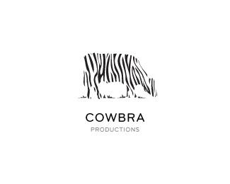 корова-зебра