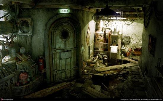 Экспериментальная комната