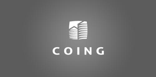 лого в виде набросков