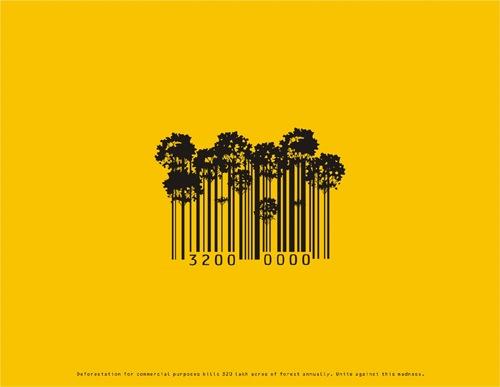 Осознай последствия вырубки лесов