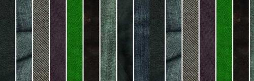Набор текстур ткани