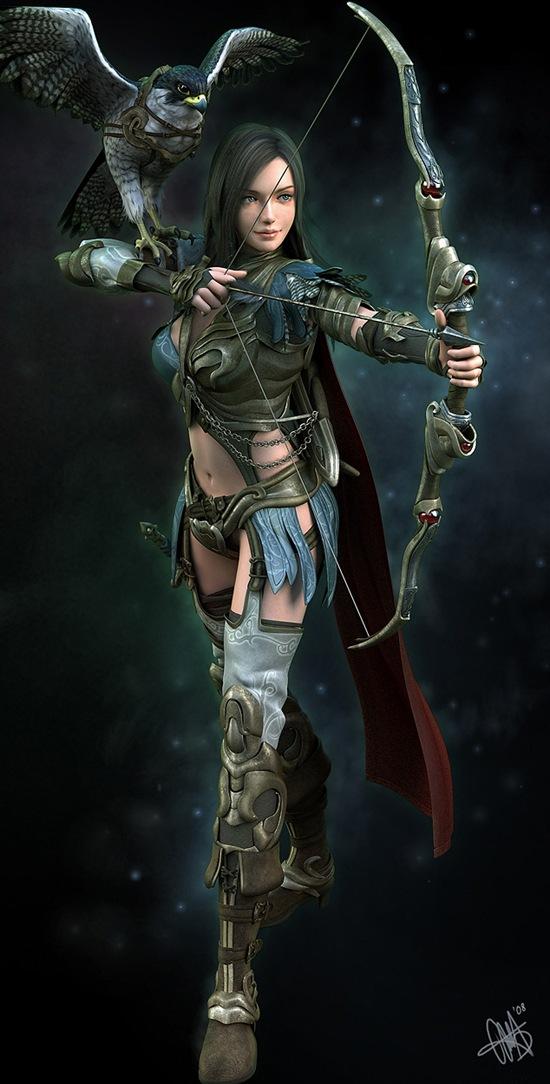 Хелена лучница