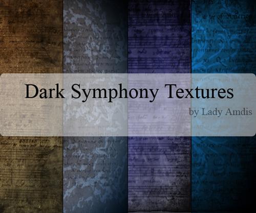 Темные симфонические текстуры