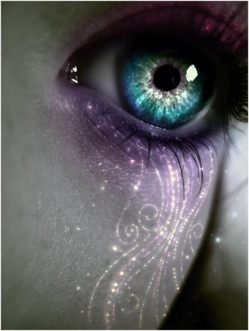 мерцание глаз