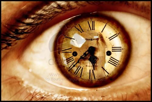 глаза времени