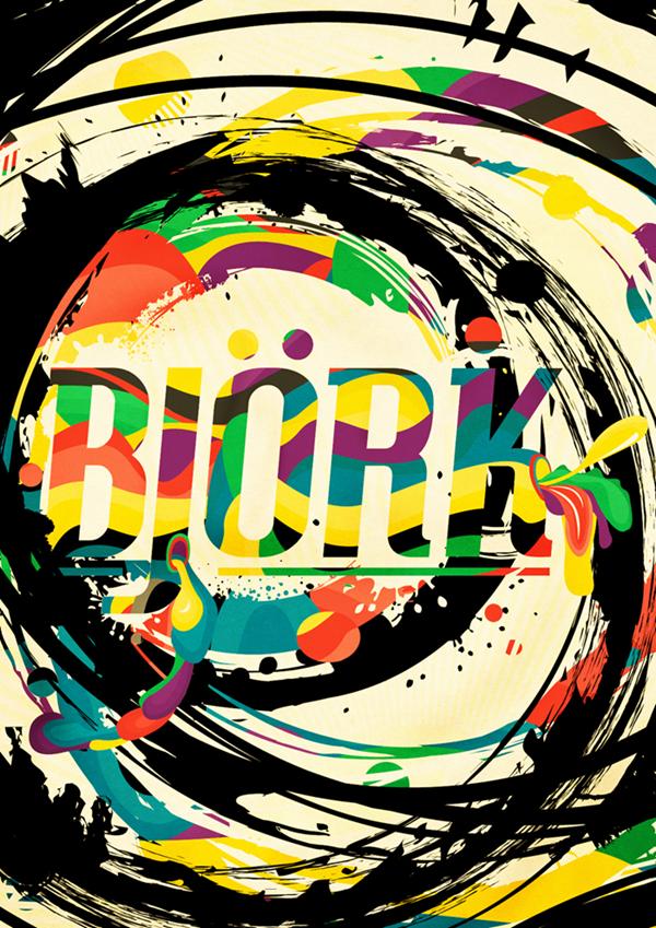 Абстрактная типографика