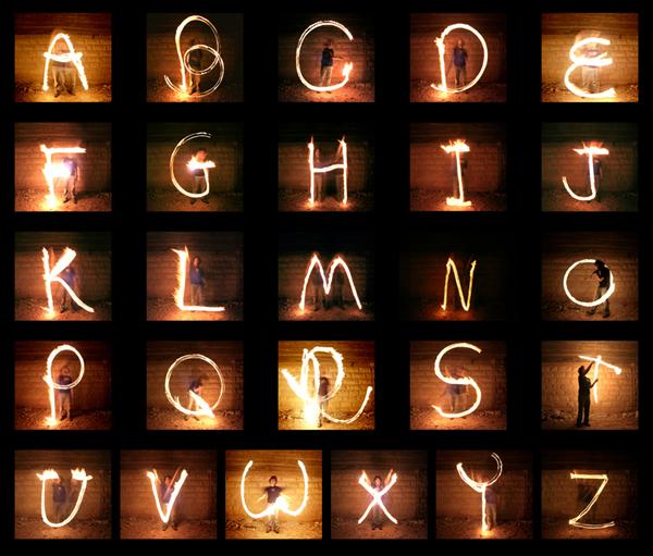 лайтпейтинговая типографика