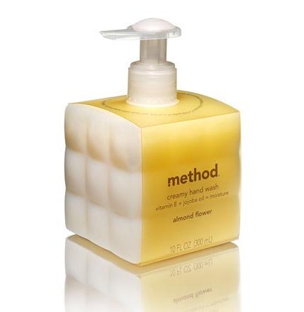Упаковка крема для мытья рук