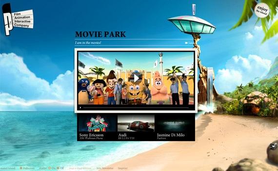 Компания специализирующаяся на кино-анимации
