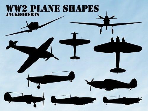 Формы самолетов
