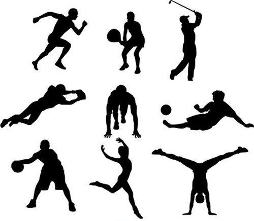 Спорт в векторе