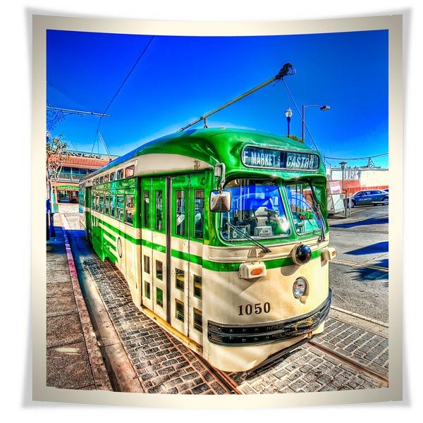 трамвай в хдр