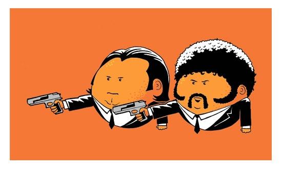 Апельсиновые гангстеры