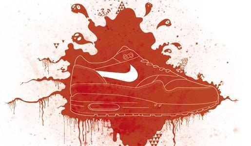 дизайн для Nike
