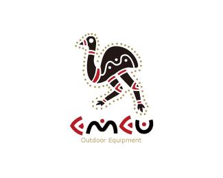 этнический страус