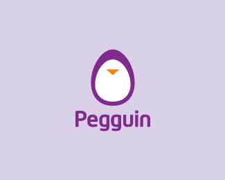 пенгвин в форме яйца