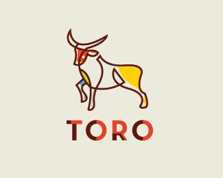 буйвол в дизайне логотипа