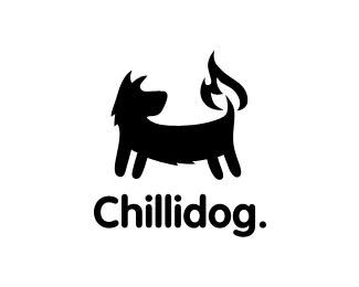 пес с горящим хвостом