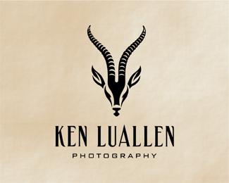 логотип с ланью