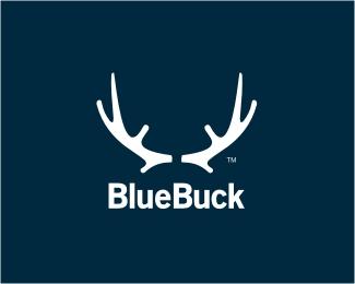 оленьи рога в логотипе