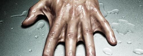 рука амфибии