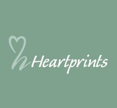 сердце в виде набросков