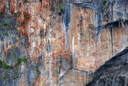 текстура скалистых пород