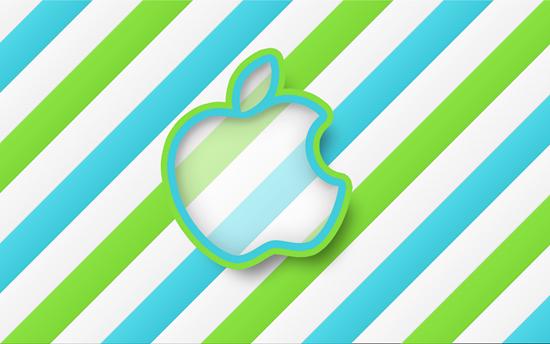 Apple конфетка