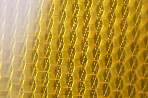 текстура решетки в виде сот