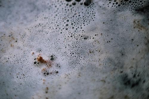 текстура пены