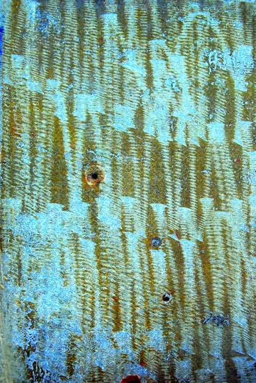 дыры от гвоздей на текстуре