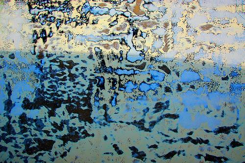 морозная текстура