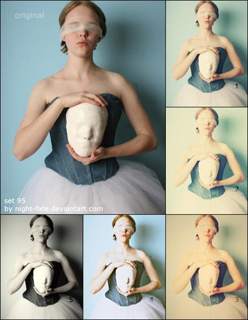 5 экшенов Фотошопа