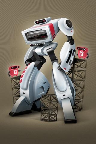 3D робот